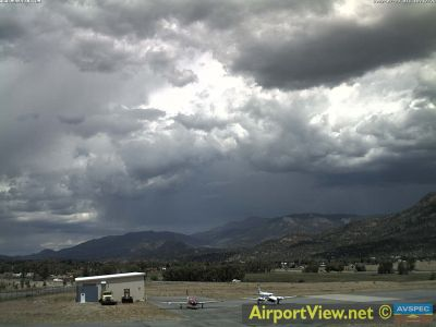 KAEJ - Central Colorado Regional Airport - NE - click image to view movie in new window. Weather camera is  0.7 nm NW of AEJ