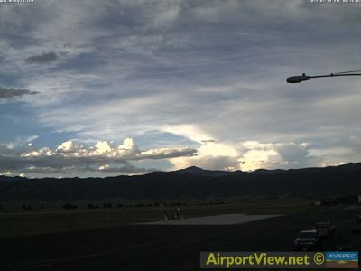 KANK - Harriet Alexander Field - NE - Tenderfoot Mtn - Weather camera at ANK