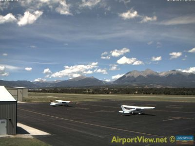 KANK - Harriet Alexander Field - W - Monarch Pass - Weather camera at ANK