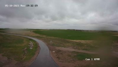 KFMM - Fort Morgan Muni - W - Longs Peak - Weather camera at FMM