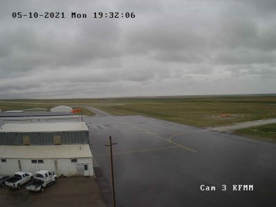 KFMM - Fort Morgan Muni - NE - Main Wind Sock - Weather camera at FMM