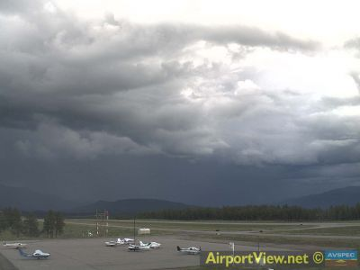 KPSO - Archuleta County Airport - NE - click image to view movie in new window. Weather camera is  0.7 nm N of PSO