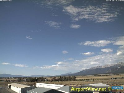 KAEJ - Central Colorado Regional Airport - SW - Monarch Pass - Weather camera is  0.7 nm NW of AEJ